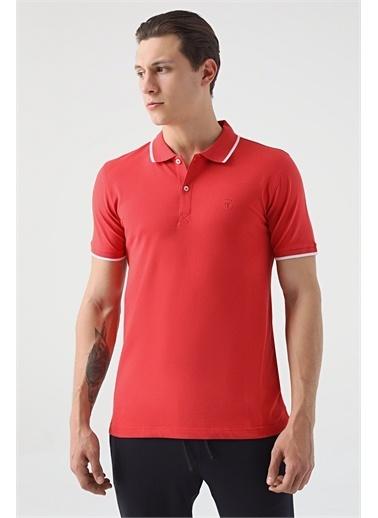 Tween Tween Nar Çiçeği T-Shirt Kırmızı
